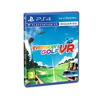 Sony PS4 Everybody's Golf VR - Videojuego