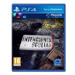 Sony PS4 Intenciones Ocultas - Videojuego