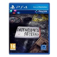 Sony PS4 Intenciones Ocultas – Videojuego