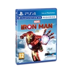 Sony PS4 Juego Marvel Ironman VR