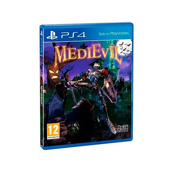 Sony PS4 Medievil  Videojuego