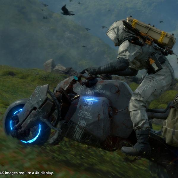 Sony PS4 Death Stranding Edición Especial  Videojuego