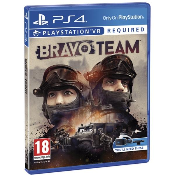 Sony PS4 Bravo Team VR  Videojuego