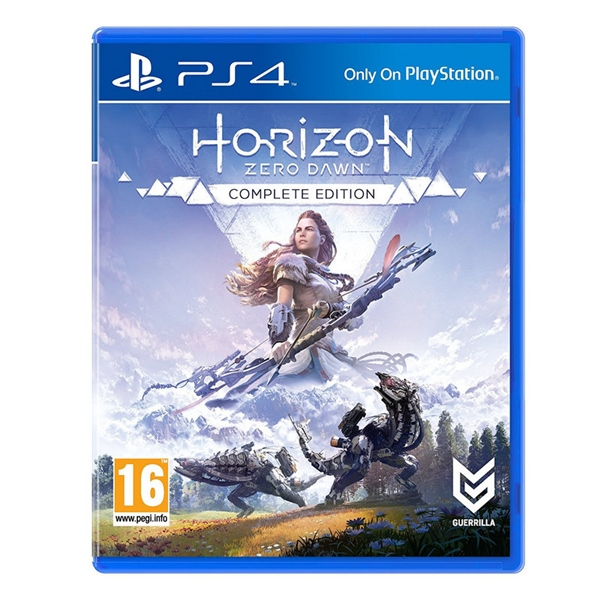 Sony PS4 Horizon Zero Down Complete Edition – Videojuego