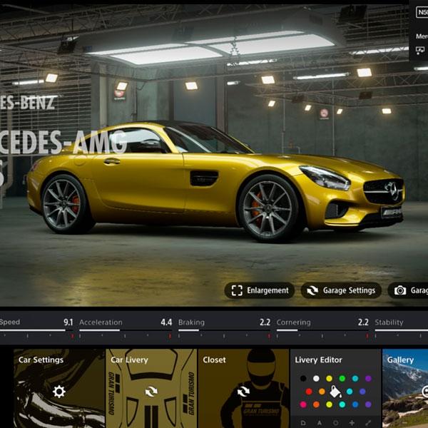 Sony PS4 HITS GT Sport  Videojuego