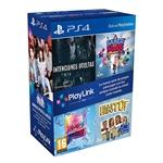 Sony PS4 Pack 4 juegos Playlink - Videojuego