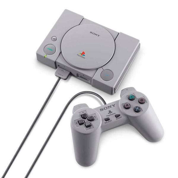 Sony PlayStation Classic  20 Juegos  Consola