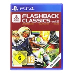 Sony PS4 Atari Flashback Classics Volume 2 - Videojuego