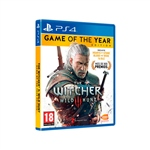 Sony PS4 The Witcher 3 Wild Hunt GOTY edition  Videojuego