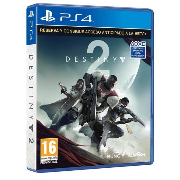 Sony PS4 Destiny 2  Videojuego