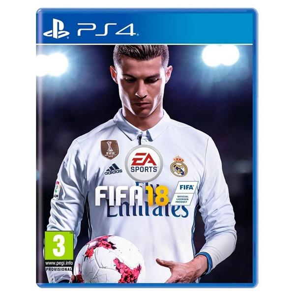 Sony PS4 Fifa 18  Videojuego