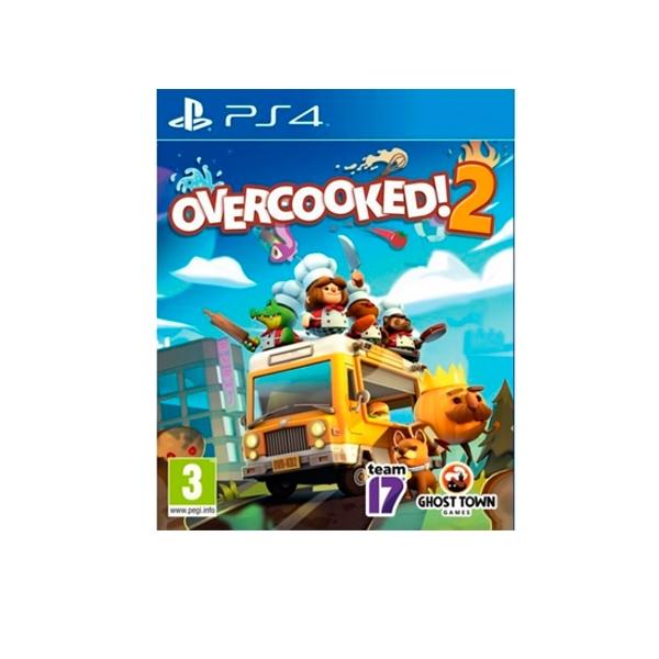 Sony PS4 Overcooked 2  Videojuego