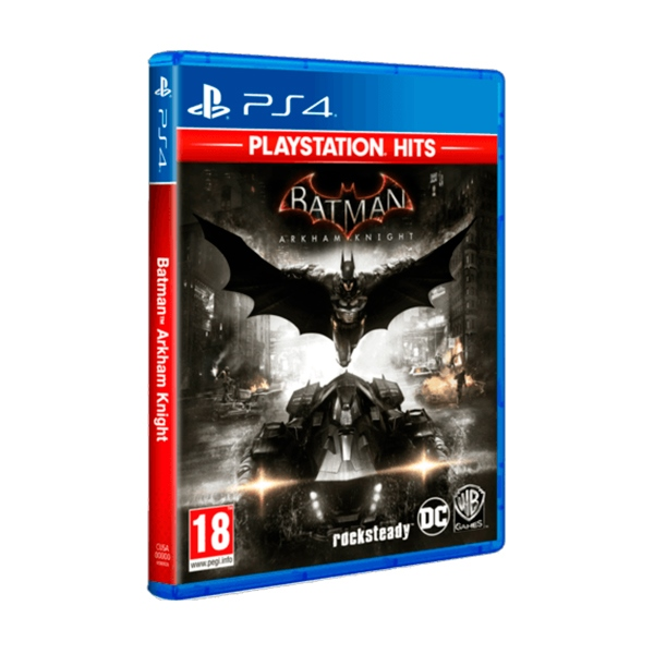 Sony PS4 HITS Batman Arkham Knight  Videojuego
