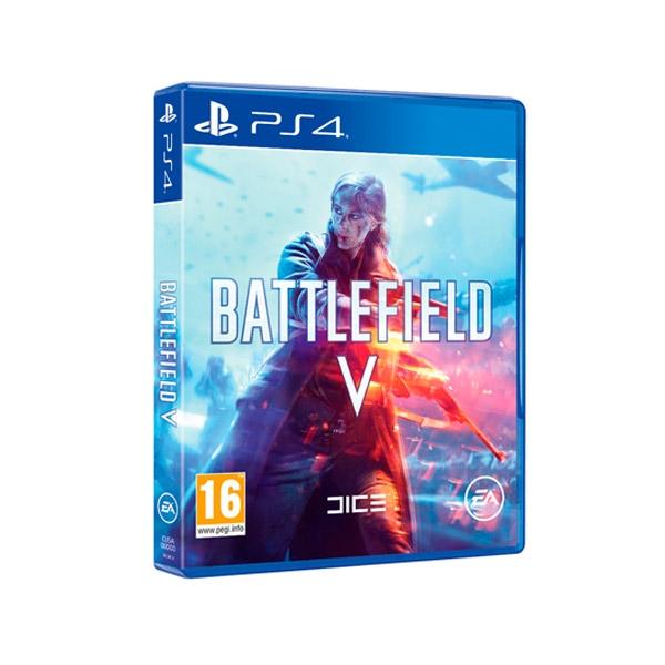 Sony PS4 Battlefield V - Videojuego