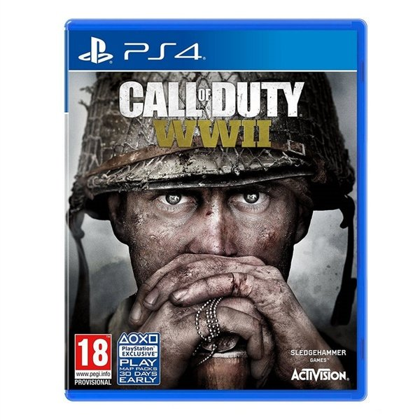 Sony PS4 Call of Duty WWII – Videojuego