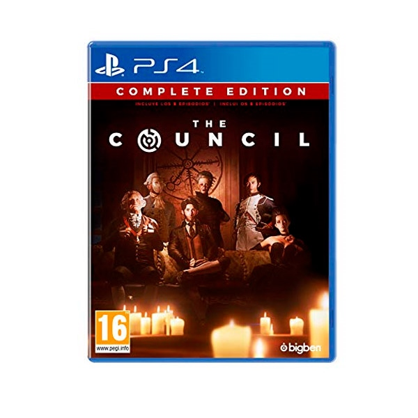 Sony PS4 The Council  Videojuego