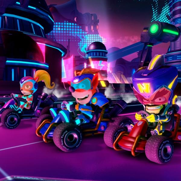 Sony PS4 Crash Team Racing Ed Nitros Oxide  Videojuego