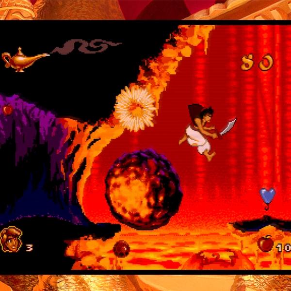 Sony PS4 Disney Aladdin y El Rey León - Videojuego