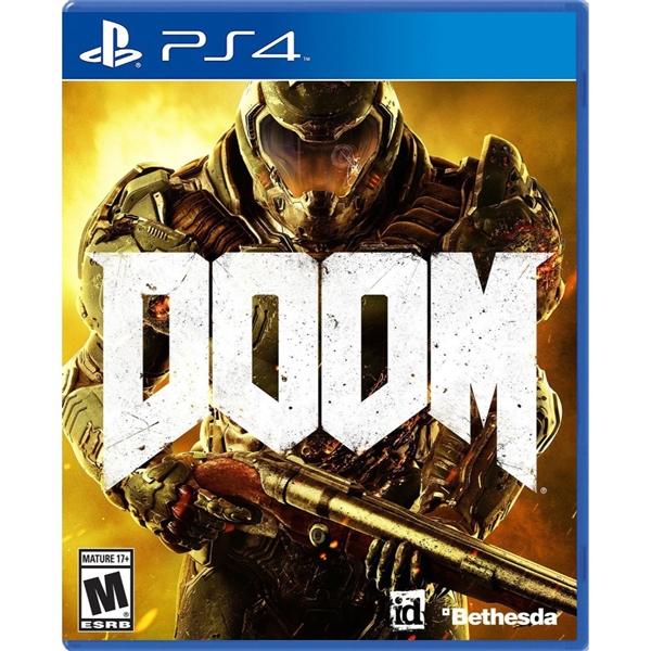 Sony PS4 Doom Day One Edition  Videojuego