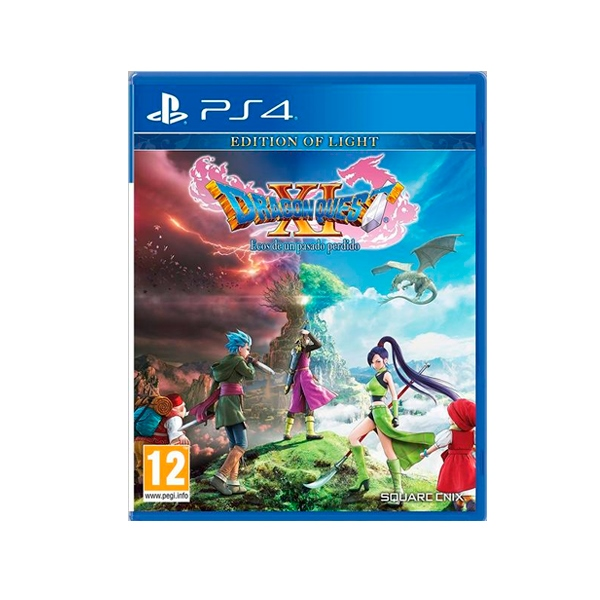 Sony PS4 Dragon Quest XI Edition of Light  Videojuego