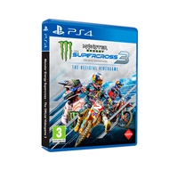 Sony PS4 Monster Energy Supercross 3 - Videojuego