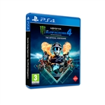 Sony PS4 Monster Energy Supercross 4 The Official Videogame � Videojuego