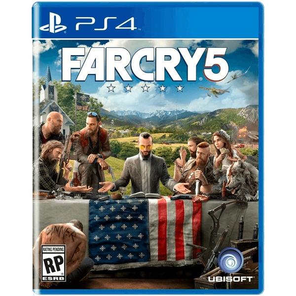 Sony PS4 Far Cry 5  Videojuego