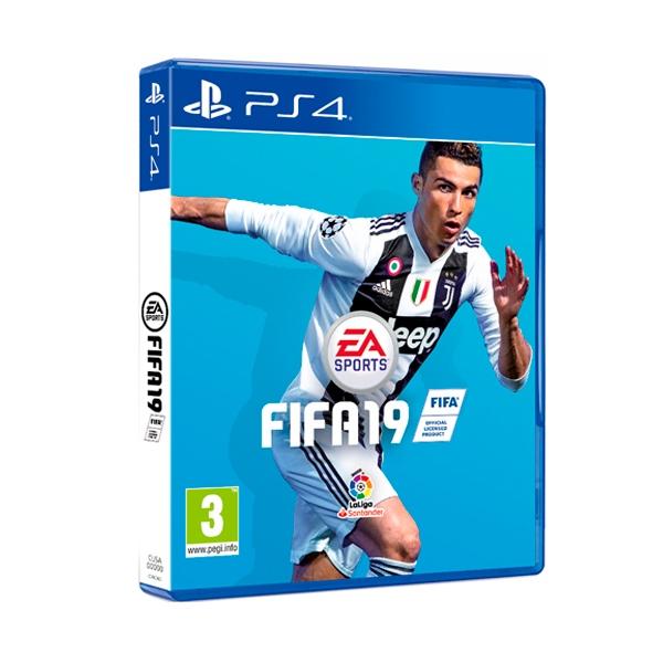 Sony PS4 FIFA 19  Videojuego