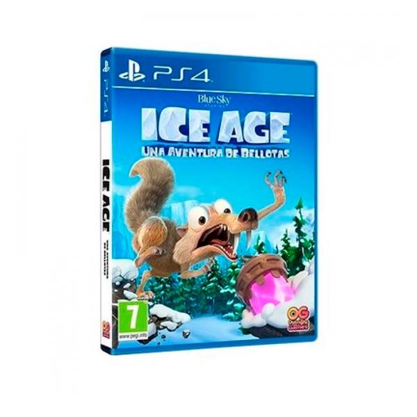 Sony PS4 Ice Age Una aventura de bellotas  Videojuego