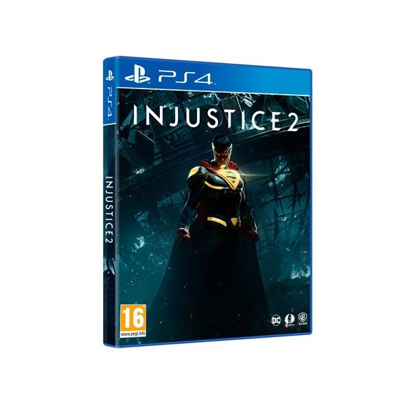 JUEGO SONY PS4 INJUSTICE 2