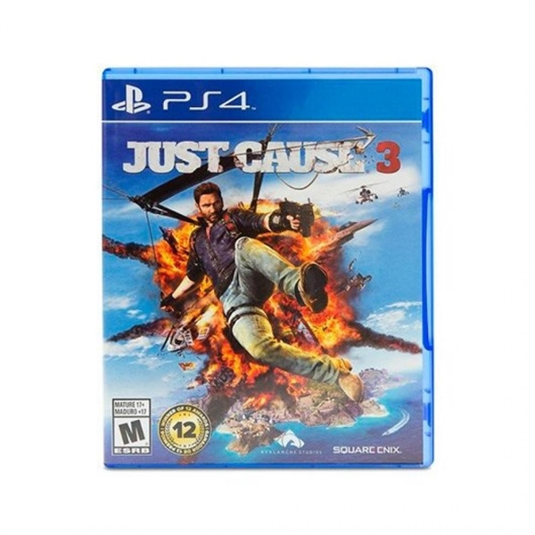 Sony PS4 Just Cause 3  Videojuego