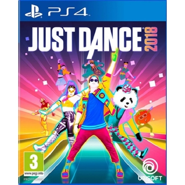 Sony PS4 Just Dance 2018 – Videojuego