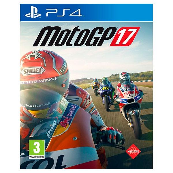 Sony PS4 Moto GP 2017  Videojuego