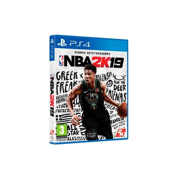 Sony PS4 NBA 2K19  Videojuego