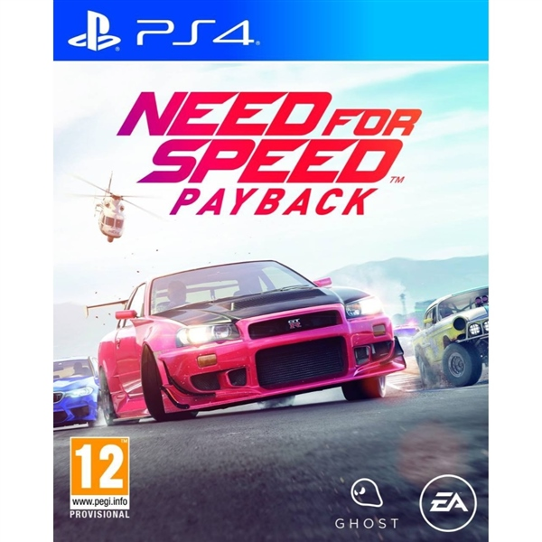 Sony PS4 Need For Speed Payback  Videojuego