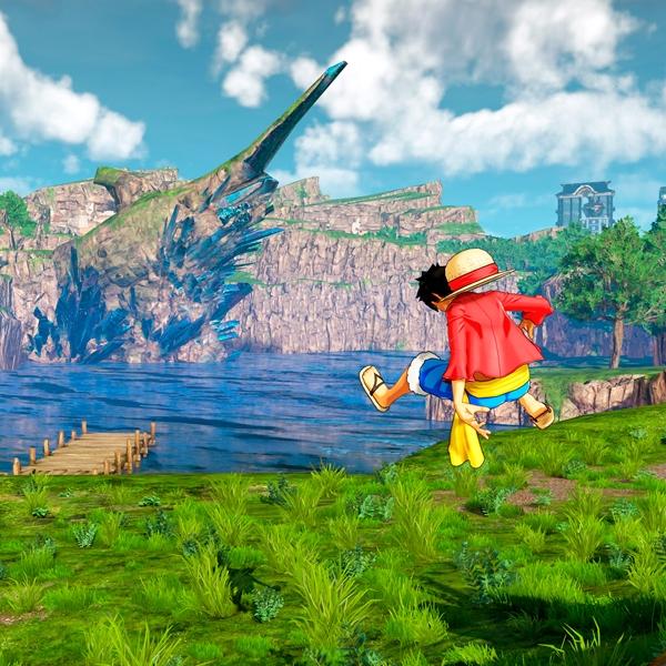 Sony PS4 One Piece World Seeker  Videojuego