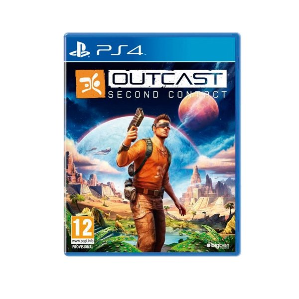 Sony PS4 Outcast - Videojuego