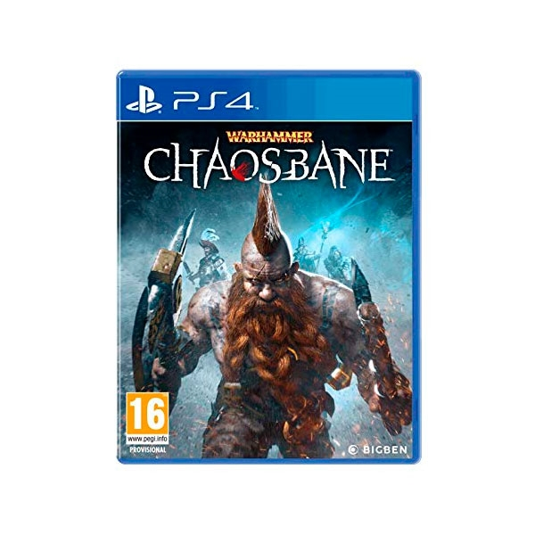 Sony PS4 Warhammer: Chaosbane - Videojuego