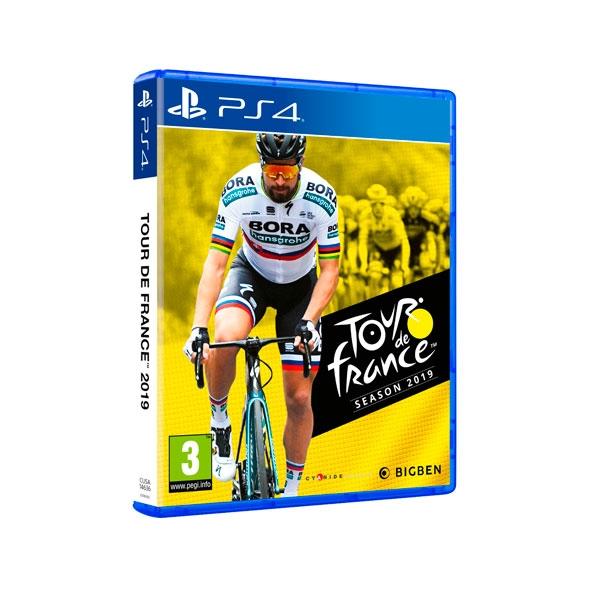 Sony PS4 Tour de France 19  Videojuego