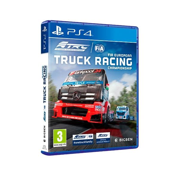Sony PS4 FIA Truck Racing  Videojuego