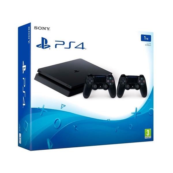 Sony Ps4 Pro 1TB  2 DualShock  Consola