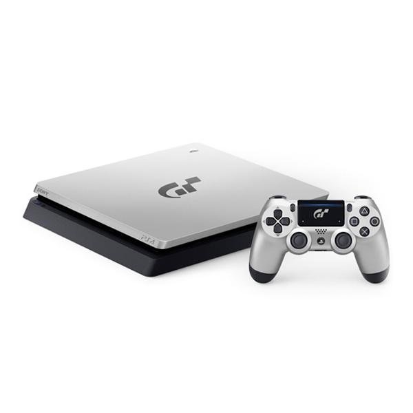 Sony PS4 Slim 1TB + GT Sport Ed. Limitada - Consola