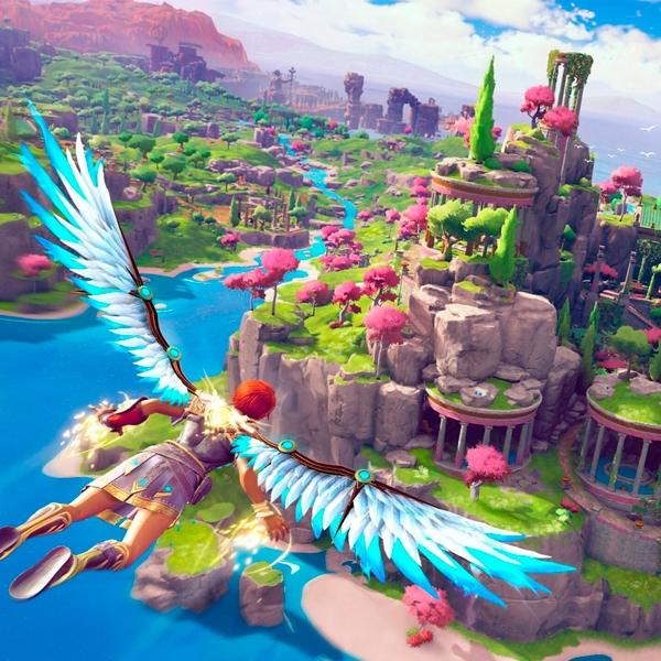 Juego para Consola Sony PS5 Immortals Fenyx Rising