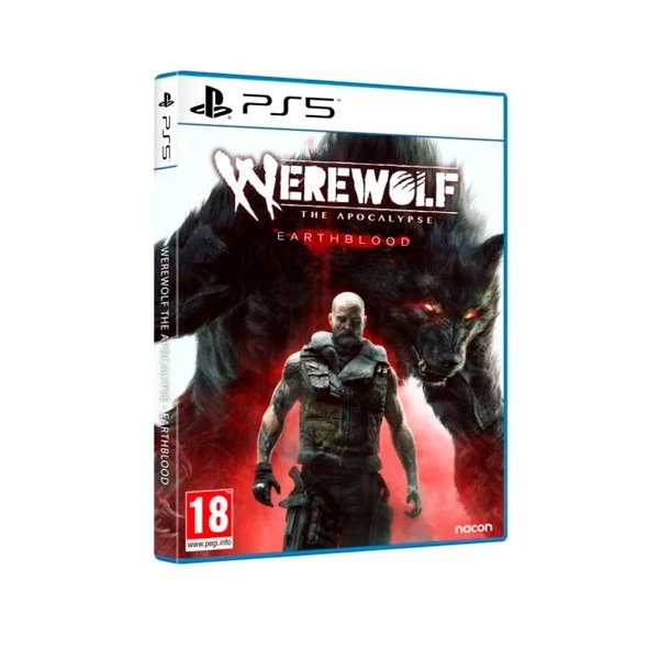 Sony PS5 Werewolf The Apocalypse Earthblood  Videojuego
