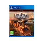 Sony PS4 Railway Empire - Videojuego