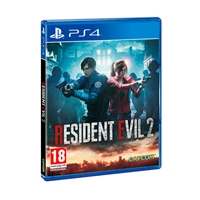 Sony PS4 Resident Evil 2  Videojuego