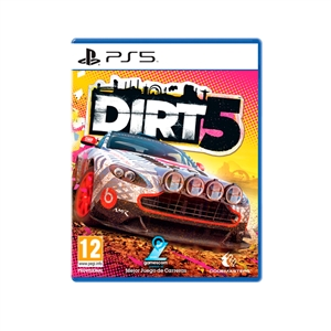Sony PS5 Dirt 5  Videojuego