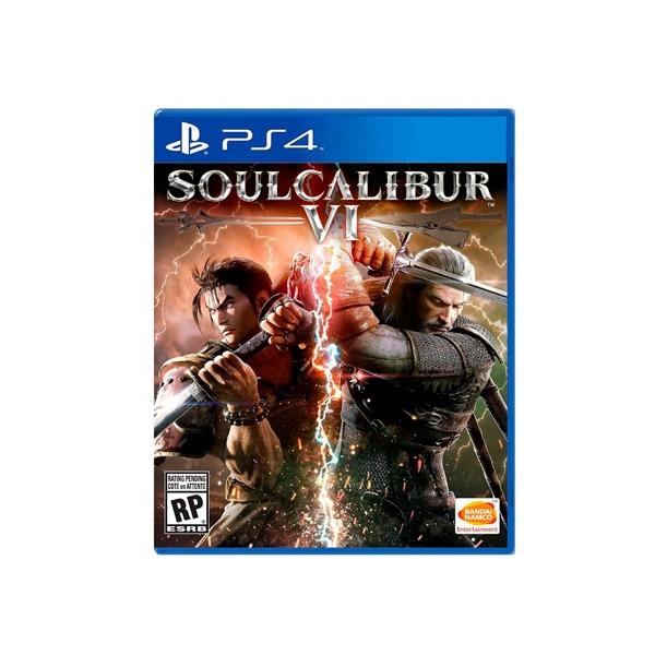 Sony PS4 Soul Calibur VI  Videojuego