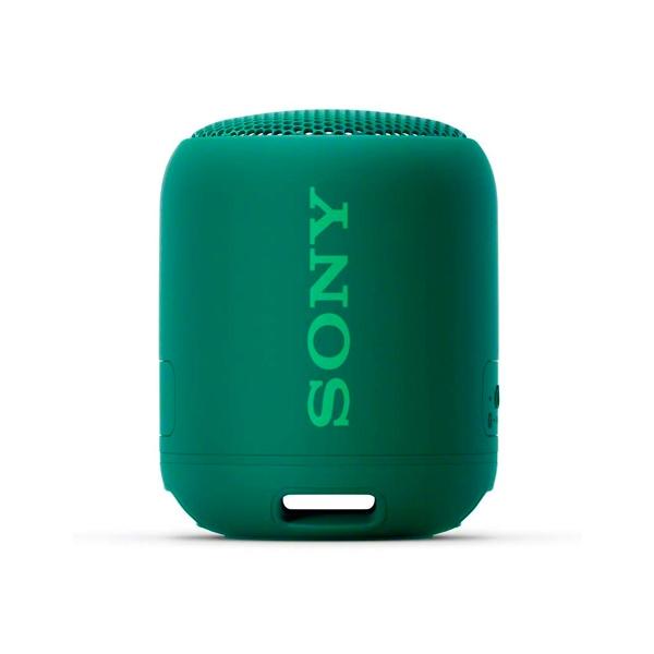 Sony SRSXB12  Bluetooth Verde Inalámbrico  Altavoz