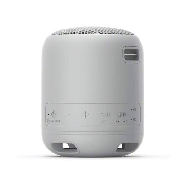 Sony SRSXB12  Bluetooth Gris Inalámbrico  Altavoz